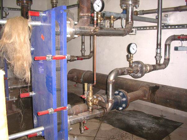 Готовые узлы обвязки теплообменника виды теплообменников и их устройство